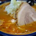 宝介 - 料理写真:やや塩辛いスープですが、出汁は私に合うイメージ♪