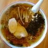みもり食堂 - 料理写真:中華そば大盛り(¥650税込み)