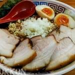 43676809 - 竹岡式ラーメン 700円