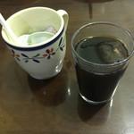 太陽がいっぱい - アフタードリンク(アイスコーヒー)