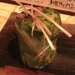旨い魚とバリメシ 南風 - 生春巻き580円