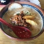 田所商店 - 料理写真:北海道味噌ラーメン