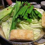AJITO - モツ鍋(使用前)
