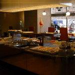 レストラン ストックホルム - ブッフェ台2