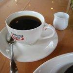 ハモナカフェ - 食後のコーヒー