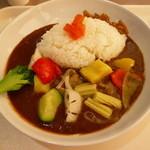 PIMO - 8種の野菜カレー
