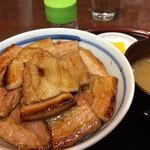 ぶた丼のとん田 -