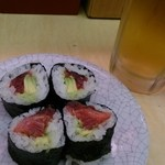 天下寿司 - ハワイ巻