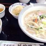 43683475 - ちゃんぽん麺ランチ780円