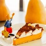 洋菓子店 アンドレディ - かぼちゃのタルト