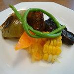 Restaurant B・B・R - うりずんプラン・ランチ1980円