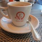 イル カンティニエーレ - カフェ