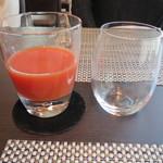43691045 - ブラッドオレンジジュース