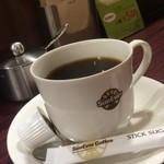 サンエバーコーヒーハウス - ドリップされたてのコーヒーです♡