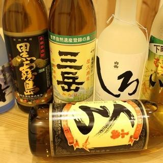 お酒・ドリンク各種も豊富にご用意!