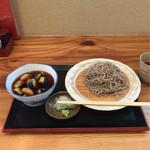 蕎割鮮 井もと - 料理写真: