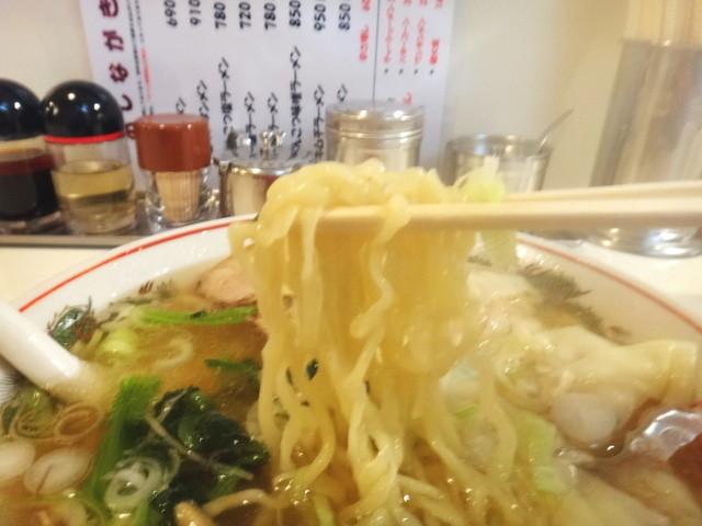 しお家 五稜郭店 - 手延平麺リフト