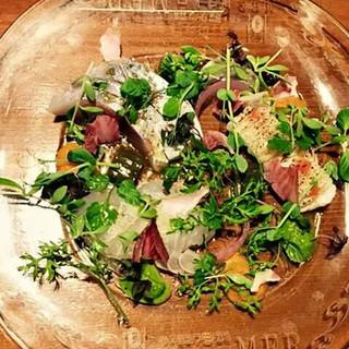 旬の海鮮料理をご堪能いただけます!