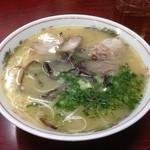 宝龍 - ワンタンメン(≧∇≦)