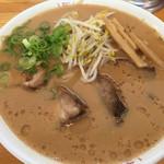 西食 - チャーシュー麺 大 800円