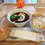 ベリーベリースープ - 大変美味しく頂きました。でも、もう少し量が多くても良い気がします。