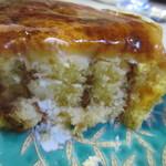 金の小槌 - 美味しいロール生地で作ったキャラメル味のケーキです。