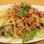 パリパリ野菜サラダ