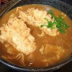 43703786 - 牡蠣天カレー蕎麦