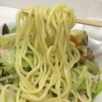 みやこ食堂 - 麺