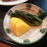 昌平 - おしんこ