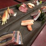 寿司 いいじま - お刺身