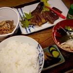たかや寿司 - 料理写真:うなぎ定食