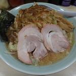 麺通 - ラーメン+野菜