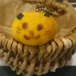 エイチアンドエヌスタイル ヨンニーマルカフェ - サービスのおからのクッキー  猫ちゃんかな?
