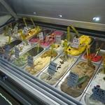 43717657 - アイスクリームたち