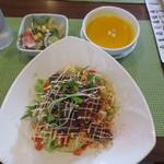 菜on - 料理写真:シシリアンライス800円