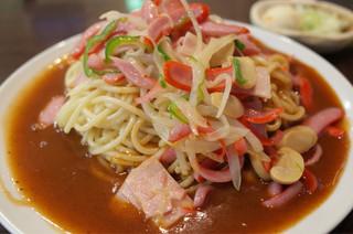 スパゲッティハウス ヨコイ 錦店 - ミラカン 1.5倍