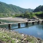 うなきち - うなきち(高知県高岡郡四万十町)日本最後の清流 四万十川