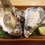 海鮮居酒屋 さん喜ち - 牡蠣