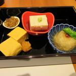 43724918 - 蕎麦の膳「せんじゅ」より「小箱の膳」