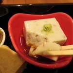 43724931 - 「蕎麦豆腐」
