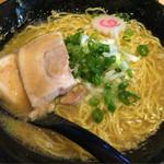 43725026 - 名古屋コーチン醤油ラーメン