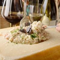 イタリアン酒場TAKEYA - 贅沢!王様のチーズリゾット