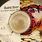 BAR iCHi - 7月のビール沼津 ベアードビール【レッドローズアンバーエール】
