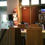 カフェ リディアン - 店内です