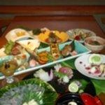 和彩弥 嶋川 - 料理写真:ある日のコース