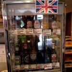 サクラカフェ神保町 - 世界のビールの種類が豊富