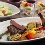 Dining&Bar LAVAROCK - 料理写真:アメリカングリル