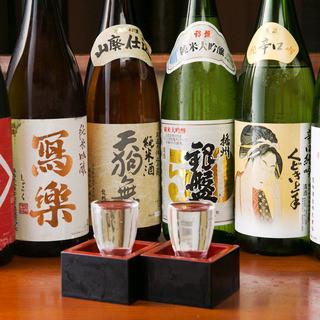杜氏の作る全国各地の旨い酒