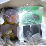 緑菴 - 上生菓子
